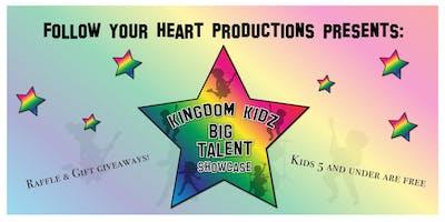 Kingdom Kidz Big Talent Showcase