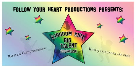 Kingdom Kidz Big Talent Showcase tickets