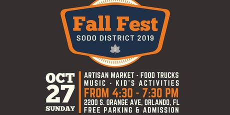 Fall Fest in SODO District tickets
