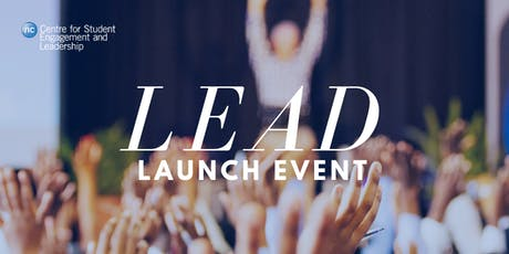 LEAD Launch - Welcome Event tickets