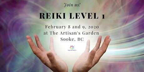 Reiki Level 1 Training tickets