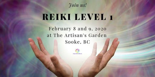 Reiki Level 1 Training