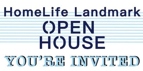 HomeLife Landamark Open House Day tickets