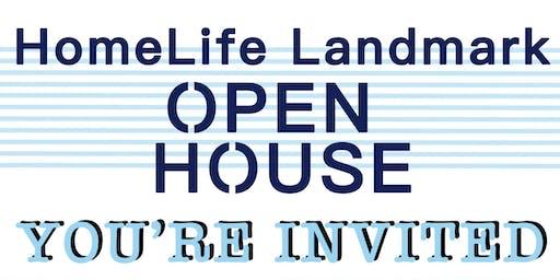 HomeLife Landamark Open House Day