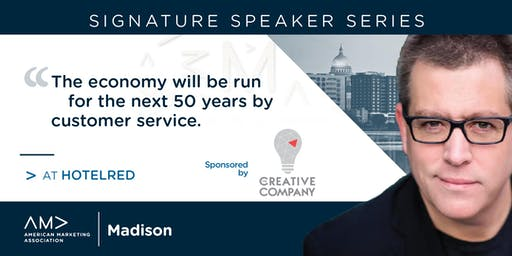 The Economy Of The Next Fifty Years Will Be Run By Customer Service.