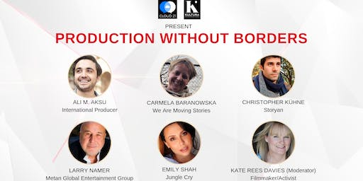 Production Without Borders - Panel & VIP Reception (2nd Edition)