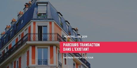 Le démonstrateur transaction dans l'existant Montpellier billets