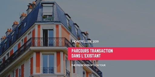 Le démonstrateur transaction dans l'ancien Montpellier