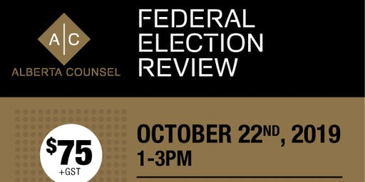 Federal Election Review