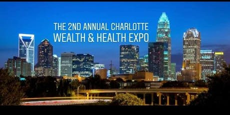 Charlotte Wealth and Health Expo 2020 tickets