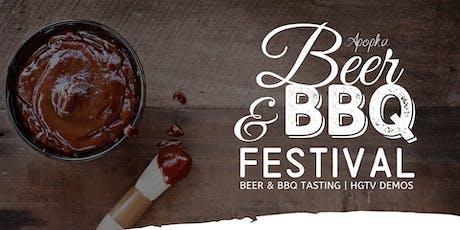 Apopka Beer & BBQ Festival tickets