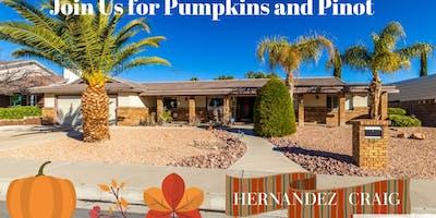 Pumpkins and Pinot