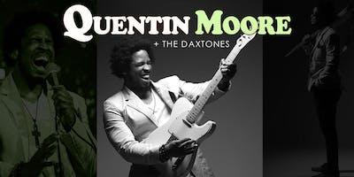 Quentin Moore + The DaxTones Live in Dallas