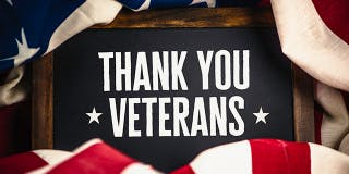 Banner Health Veterans Day