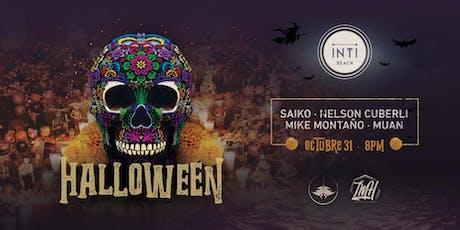 Jueves 31 - Halloween at INTI Beach - Fiesta de Disfraces tickets