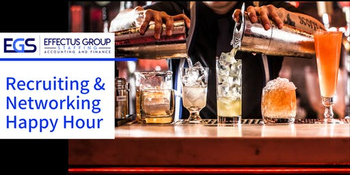 EG Staffing Recruiting and Networking Happy Hour