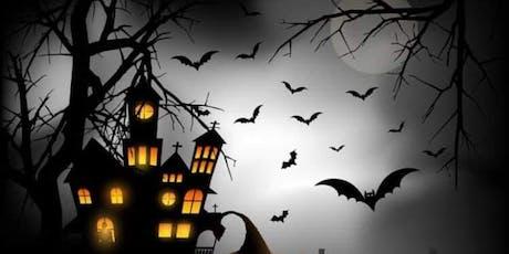 Halloween in the dungeon   tickets