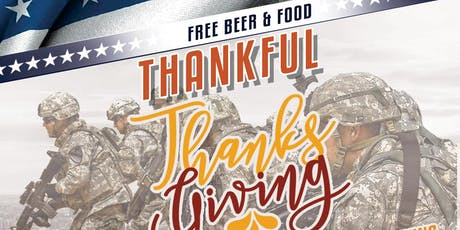 Thankful Thanksgiving with StratiVentures tickets