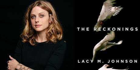 A Reading by Writer and Activist Lacy M. Johnson -- NEW DATE! tickets
