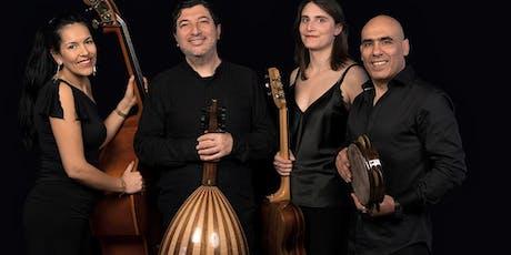 Aleppo-Brest, in Manchester: Fawaz Baker Ensemble. Celebrating Syria 2019 tickets