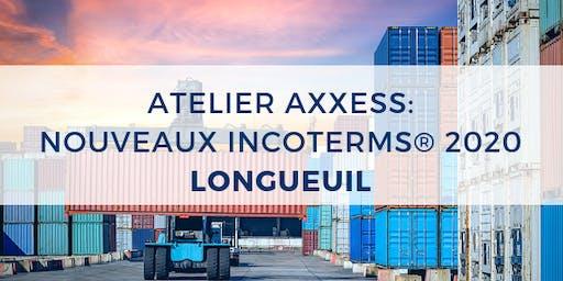 ATELIER : Nouveaux Incoterms® 2020  - Longueuil