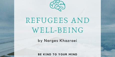 Refugees and Well-Being tickets