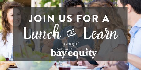 Join us for a Lunch & Learn! tickets