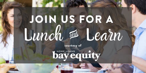 Join us for a Lunch & Learn!