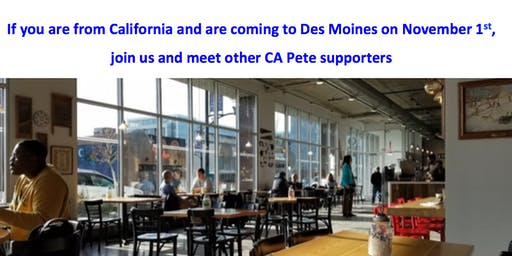 Meet other CA supporters of Pete at the Barnstormers' week in Iowa