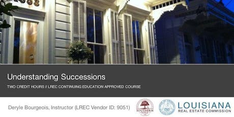 Successions CE Class tickets
