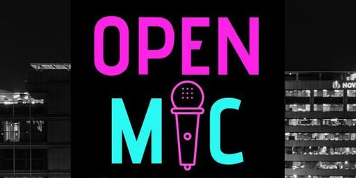 Open Mic Night At The Hilton