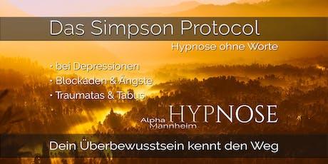 Dein Überbewusstsein kennt die Lösung! • Das Simpson Protocol • HYPNOSE Tickets