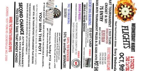 Wednesday Night Flights/ Dart Tournaments tickets