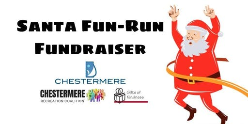 Santa Fun Run FUNdraiser