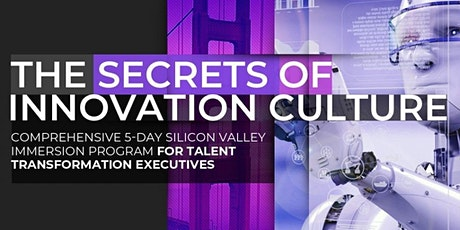 The Secrets of Innovation Culture | Executive Program | July tickets