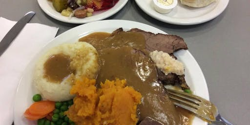 Annual Fall Roast Beef Dinner