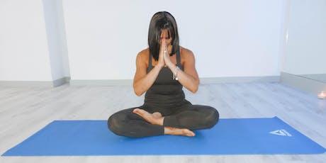Clase de Yoga - Madrid entradas