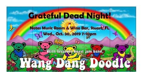 GRATEFUL WEDNESDAY - Dead Tribute Band, Drink Deals tickets