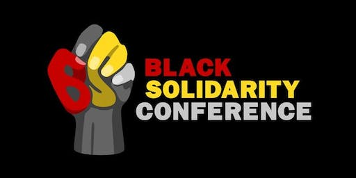The 25th Annual Black Solidarity Conference