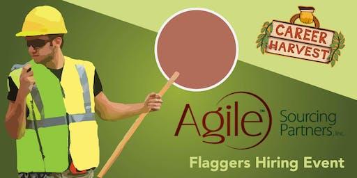 Agile Flaggers Hiring Event