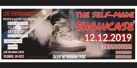 The Self-Made Showcase tickets