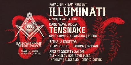 ILLUMINATI: TENSNAKE & FRIENDS tickets