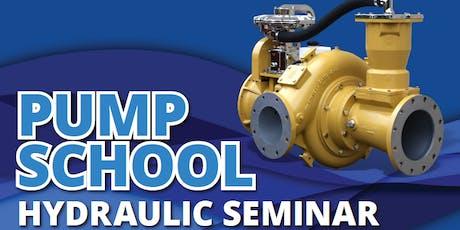 Cornell Pump Regional School & Hydraulic Seminar tickets