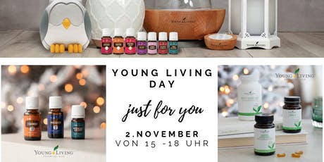 Inspiration & Gemütlichkeit  zum Young Living Day Tickets