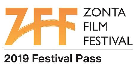 2019 Zonta Film Festival — Festival Pass tickets