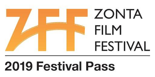 2019 Zonta Film Festival — Festival Pass