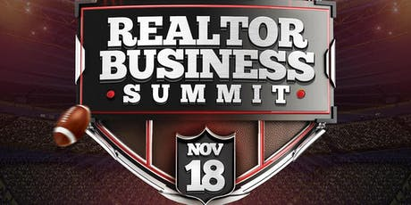 Realtor Business Summit tickets