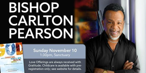 Bishop Carlton Pearson Workshop