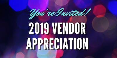 2019 Vendor Appreciation