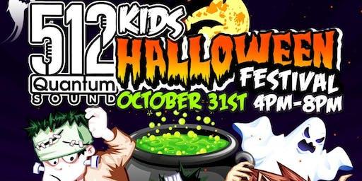 512 Kids Halloween Festival